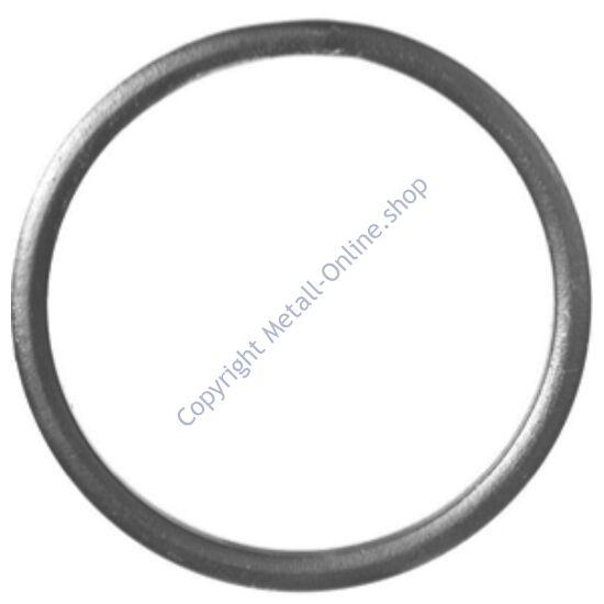 Ring, Rundmaterial, glatt, verschiedene Materialstärken und Durchmesser