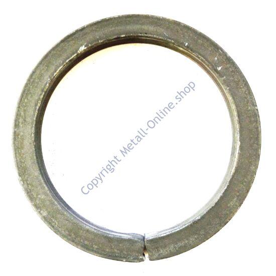 Ring, Vierkantmaterial, glatt, verschiedene Materialstärken und Durchmesser