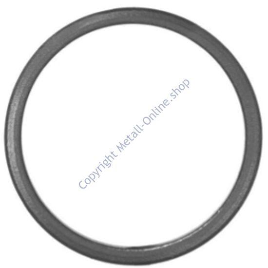 Ring, Flachmaterial, glatt, verschiedene Materialstärken und Durchmesser